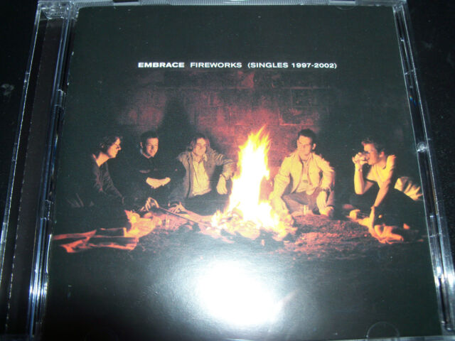 Embrace Fireworks Singles 1997 -2000 Very Best Greatest Hits CD - New