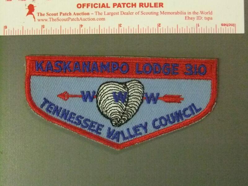 Boy Scout OA 310 Kaskanampo flap 7698JJ