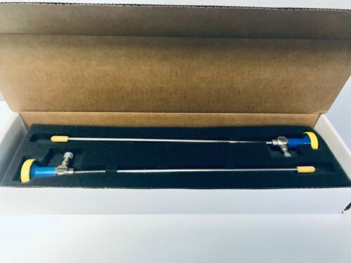 Stryker 5mm 30 degree & 5mm 0 degree Autoclavable Laparoscope  Set