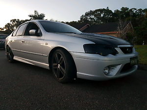 2005 ba xr8 Berkeley Vale Wyong Area Preview