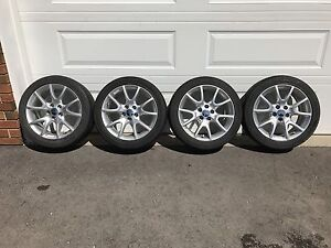 Tires & Rims from a 2013 Dodge Dart