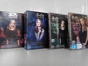 Buffy the Vampire Slayer DVDs Grafton Clarence Valley Preview