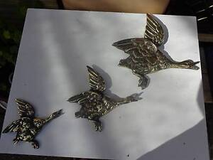 Brass flying geese Marsden Logan Area Preview
