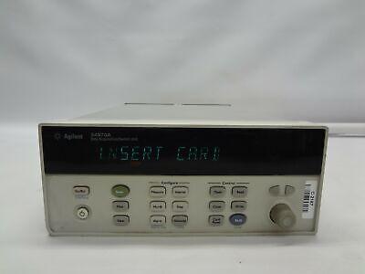 Agilent 34970a Data Acquisitionswitch Unit