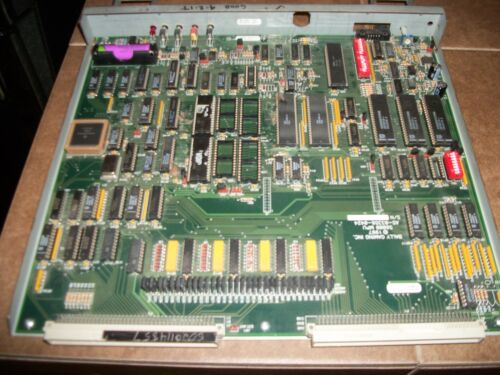 BALLY 6000 MPU BOARD