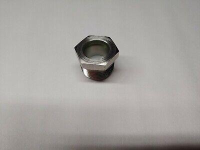 Oil Sight Glass 1 Npt Rotary Screw Air Compressors