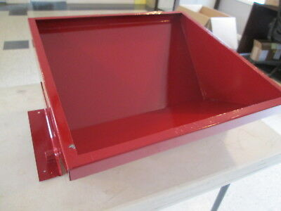 Clipper M-2B Seed & Grain Cleaner Hopper with adjustable feed gate