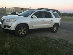 2008 Saturn Outlook SUV Fully Loaded