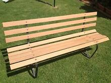 Outdoor bench seat Gulfview Heights Salisbury Area Preview