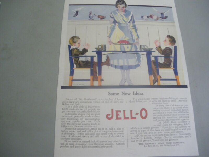 coles phillips magazine ad  1920