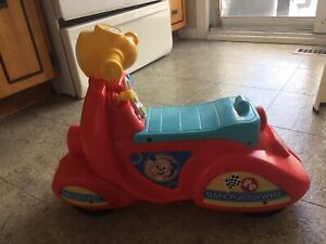Ride along car and toddler bed rails