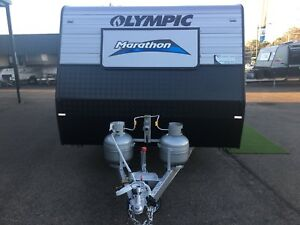 18'6 OLYMPIC MARATHON Caravan - Full Ensuite