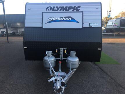 18'6 OLYMPIC MARATHON Caravan - Full Ensuite North St Marys Penrith Area Preview