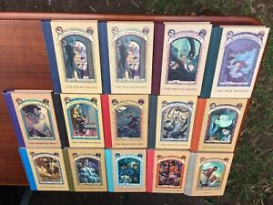 $20 the lot. A Series of Unfortunate Events
