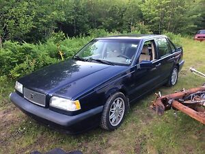 1997 Volvo 850 for parts
