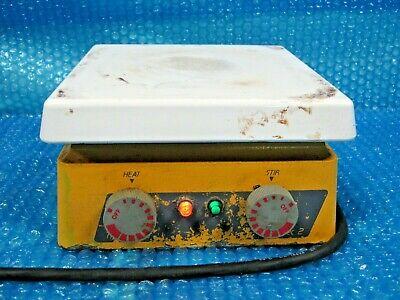 Barnstead Thermolyne Sp46925 Cimarec 2 Magnetic Hotplate Stirrer 7.5x7.5 Plate