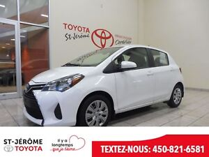 2016 Toyota Yaris * AUTOMATIQUE * AIR * GR ÉLEC *