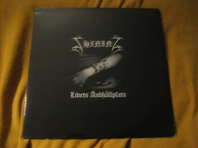 SHINING livets andhallplats ORIG VINYL LP silencer xasthur trist dsbm, used for sale  Chicago