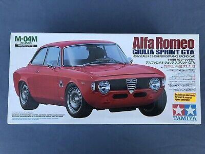 Tamiya Alfa Romeo Giulia Sprint GTA M-04M