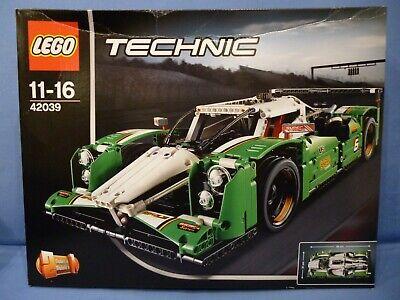 NEW Sealed Lego Technic *42039* 24 HR RACE CAR.