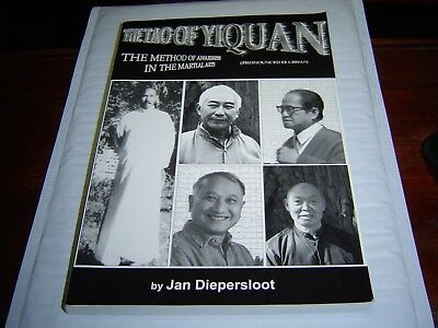 """LIKE NEW COND"" THE TAO OF YIQUAN by Jan Diepersloot (2000)"