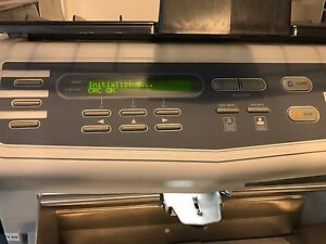 BELL & HOWELL COPISCAN 8125 D PLUS DUPLEX SCANNER With Kofax 650iHV Card