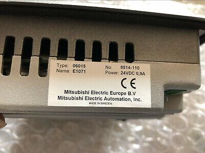 Beijer Panel E1071 Refurbished Mitsubishi 06015