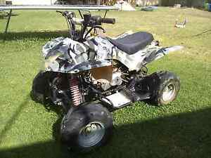 110cc auto quad !!! Stanthorpe Southern Downs Preview