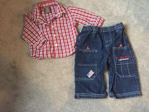 • 6-9m Boys outfit