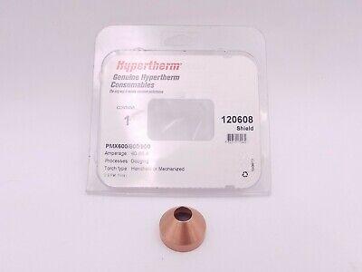 Hypertherm 120608 Gouging Shield Powermax Pmx 600 800 900 40-55 Amp Plasma Nos