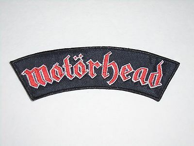 MOTORHEAD LOGO EMBROIDERED PATCH