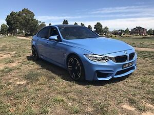 BMW M3 F80 2014 Craigieburn Hume Area Preview