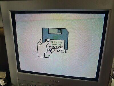 console commodore amiga A500