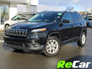 2015 Jeep Cherokee North 4X4 | HEATED SEATS | BACK UP CAM
