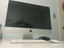 """Apple iMac 21.5"""" (2.7GH, 1TB, 8GB) late 2012 great condition Sydney City Inner Sydney Preview"""