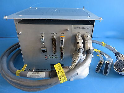 Brooks Automation 002 5870 07 Atmospheric Wafer Robot Controller 002 4674 09