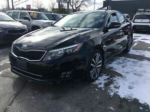 2014 Kia Optima SX | NAV | BLUETOOTH | HTD/VENT SEATS | BACKUPCA