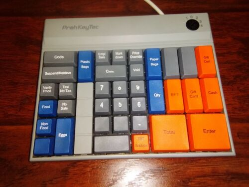 PrehKeyTec, MSI60,  Point Of Sale, Computer Key Pad