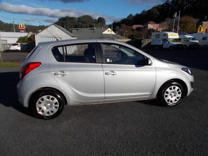 2014 Hyundai i20 Hatchback Burnie Burnie Area Preview