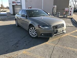 2011 AUDI A4 2.0 Turbo AWD