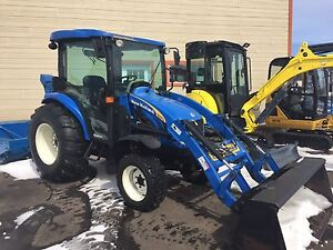 Tracteur Agricole, Chargeur, Loader, Case New Holland