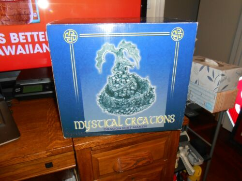 SPENCER GIFTS MYSTICAL CREATIONS DRAGON MIST MAKER 11 LBS. BRAND NEW FREE SHIP!!