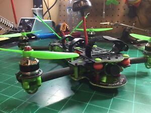 Drone vortex 285