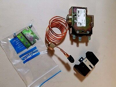Air Compressor Pressure Switch Atlas Copco Part 1089-9214-21 New