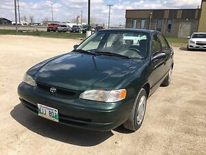 2000 Toyota Corolla Safetied newer engine