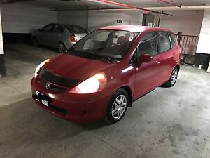 2007 Honda Fit LX / AUTO **CERTIFIED & ETESTED**