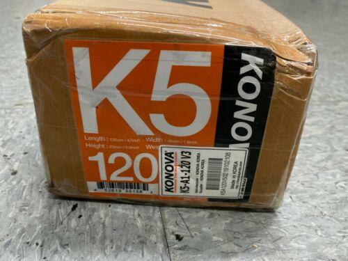 *NEW* KONOVA K5 120 (47-inch) SMOOTH PRECISION CAMERA SLIDER K5-A1-120 V3