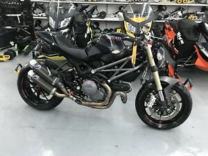 Ducati monster evo 1100 2012 en piece