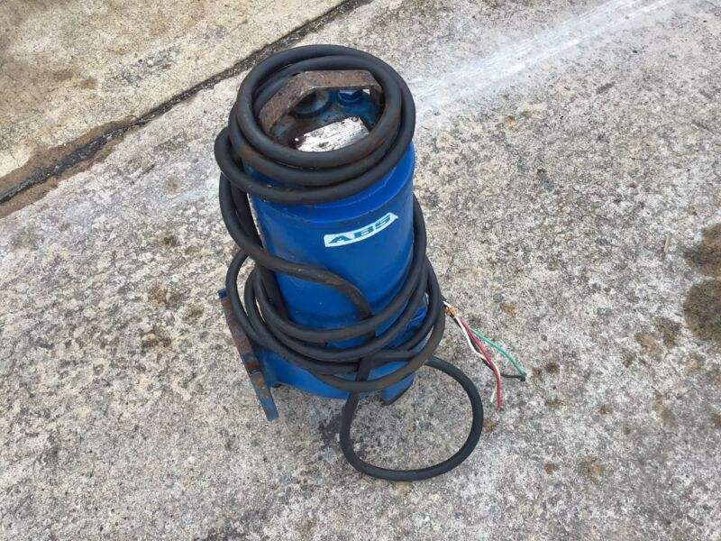 ABS Submersible Pump 2 Hp