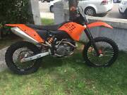 Ktm 530 exc Coogee Eastern Suburbs Preview